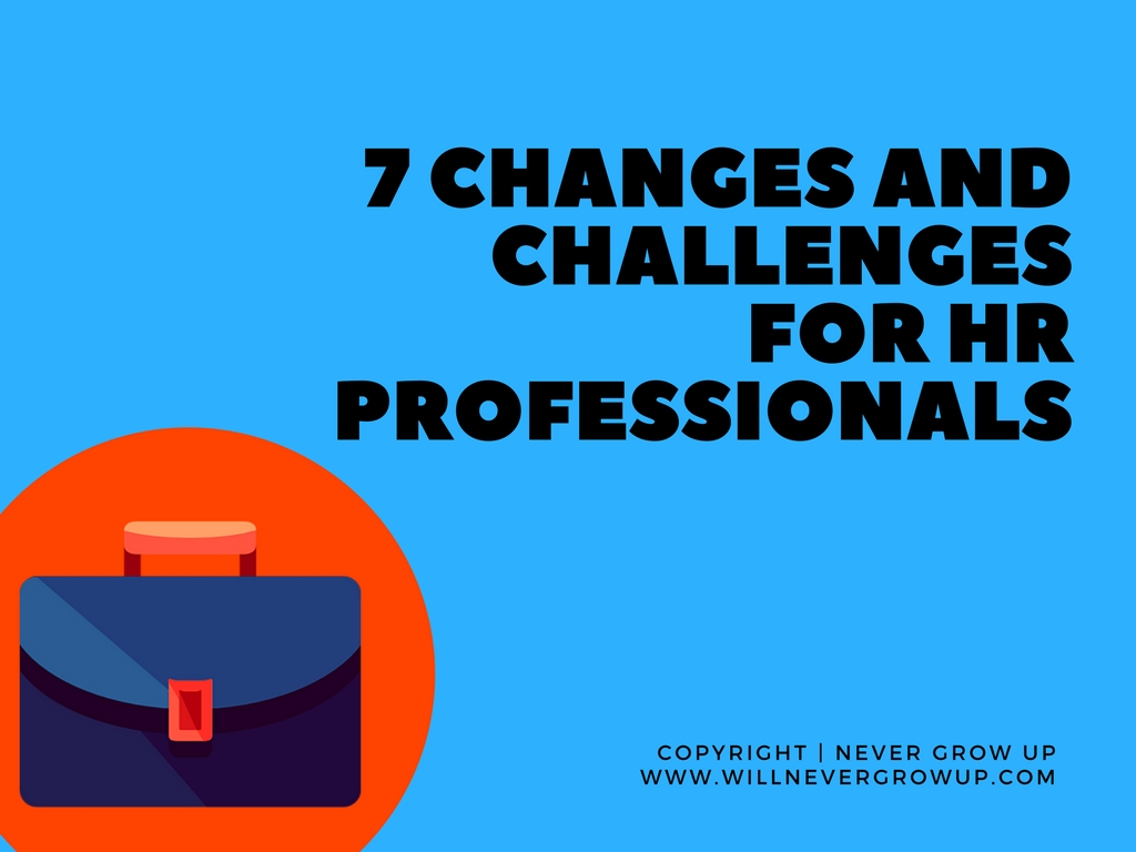 Challenges HR Professionals face