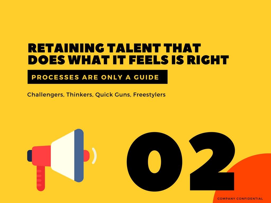 Changes & Challenges HR Professionals face