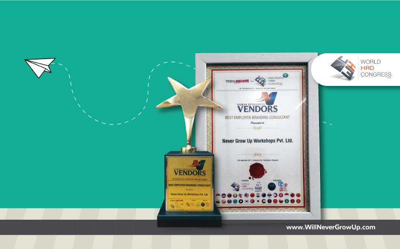 award wining company