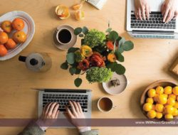 foods help boost Productivity & beat stress