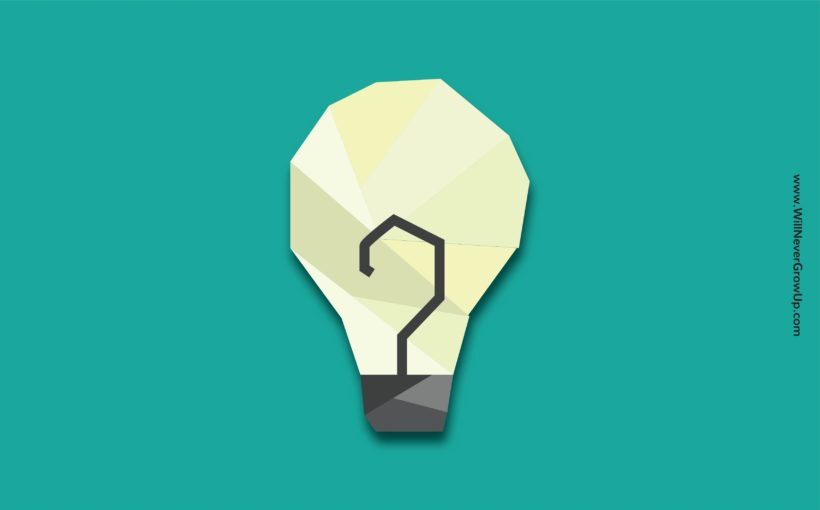 why your ideas are failing