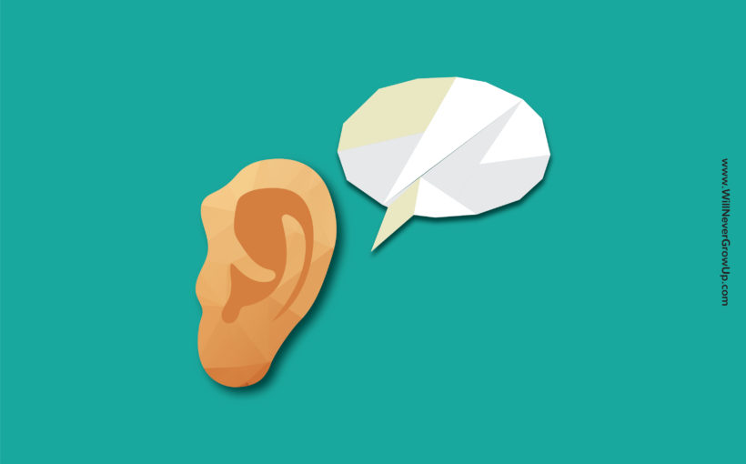 Leadership is all about listening