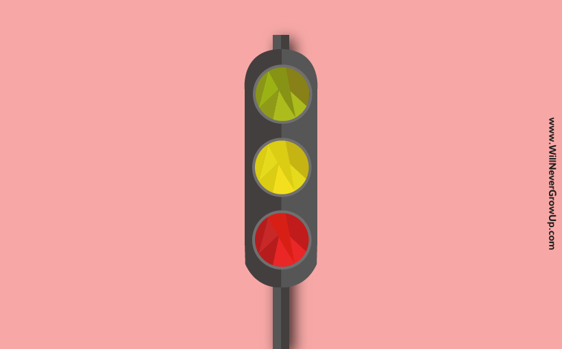 Inverted Traffic Lights
